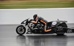 Nitro Twin_3254 (Fast an' Bulbous) Tags: dragbike racebike bike biker moto motorcycle nitro harley motorsport outdoor nikon santa pod drag strip race track