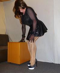 DSC04635 (Mandy Buffalo) Tags: kg kurt geiger esme stilettos stiletto skirt highheels heels high heel higheels