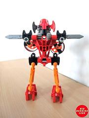 BioniKILL! 2 (Midmorning Lego) Tags: moc bionicle legomoc lego legophotos afol bricks legos legomania battle warrior mechanical killingmachine devil destroyer killer weapon crusher sciencefiction cyborg warmachine scifi mecha