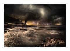 Armageddon.... (michel di Méglio) Tags: