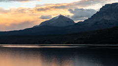 Saint Mary Lake ((JAndersen)) Tags: saintmarylake lake water landscape glacier glaciernationalpark montana usa mountains clouds nikon nikkor2470mmf28ged d810