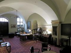 Hotel w starym zamku, recepcja (jarek.marciniak) Tags: zamek castle krąg pomorze