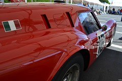 FERRARI 250 GT Breadvan - 1962 (SASSAchris) Tags: ferrari 250 breadvan 10000 tours castellet circuit ricard rampante cavallino volpi v12 voiture italienne gendebien serenissima bianchi bizzarrini drogo scuderia maranello swb gt