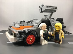 2018-284 - DeLorean