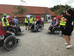 Billund Dagtur August 2018 Cykling uden alder Inden afgang