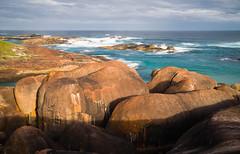 Elephant Rocks (laurie.g.w) Tags: elephantrocks wa denmark greenspool water ocean rocks coast shoreline seascape waterscape coastline