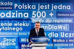 Konwencja wyborcza PiS w Kielcach (13.10.2018) (Prawo i Sprawiedliwość) Tags: pis prawoisprawiedliwość premier mateuszmorawiecki prezespis jarosławkaczyński konwencja kielce
