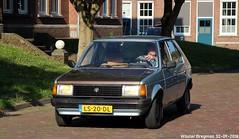Talbot Horizon 1.3 LS 1984 (XBXG) Tags: ls20dl talbot horizon 13 ls 1984 talbothorizon la fête des limousines 2018 fort isabella reutsedijk vught emw elk merk waardig youngtimer old classic car auto automobile voiture ancienne française vehicle outdoor nederland holland netherlands paysbas