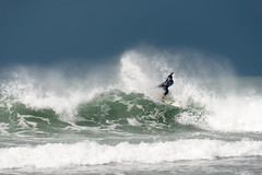 DSC_5630 (Yishai Halutz Photography) Tags: sea sports sport surfing surfer surf surfers sky surfboard sand sun storm israel waves wave water extreme beach people ocean offthelip clouds air