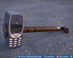 Le véritable marteau de Thor (VDR_Nation) Tags: vdr humour drole fun omg rire