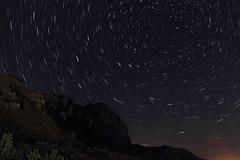 Startrail (gius_laino) Tags: stars startrail night mountain sky nightsky