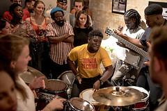 A Sweaty Night Out in London's New Jazz Scene (kwaqas504) Tags: bbc news world ccn new york times