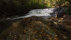 Falls Along Laurel Run (Ken Krach Photography) Tags: waterfall maryland