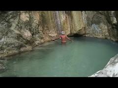 Nidri Waterfall (John Gw) Tags: s tanthru tan through