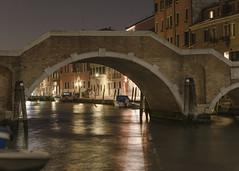 Venice bridge is ...