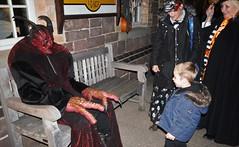 IMG_2021 (2) (Time Grabber) Tags: timegrabber blaenavonrailway blaenavonheritagerailway steamtrains blaenavon railway monsters ghosts zombies vampires clowns witches halloween festival werewolf sinister railwaycarriage