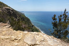 North View from Otford Lookout (oz_lightning) Tags: australia nsw royalnationalpark sonyrx100iii landscape nature seascape water royalnp newsouthwales aus