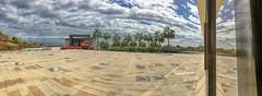 Vistas desde el Hospital Vithas Xanit Internacional de Benalmádena (woto) Tags: vithas xanit benalmádena hospital palmeras cielo sky reflejos reflections málaga spain hdr panoramas panoramic