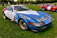 1972 Ferrari 365 GTB/4 Competizione (pontfire) Tags: 1972 ferrari 365 gtb4 competizione 15667 24h du mans 1° classe gts bil αυτοκίνητο 車 автомобиль classique oldtimer automotive