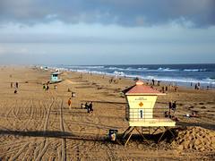 Huntington Beach (MelindaChan ^..^) Tags: california usa 美國 huntington beach sand life guide chanmelmel mel melinda melindachan people sea ocean