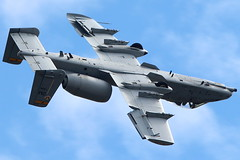 """78-684 - United States Air Force Fairchild A-10C Thunderbolt II """"Warthog"""" (AndrewC75) Tags: aircraft aviation airport airplane wingsovernorthgeorgia airshow wong wong2018 rmg rome us air force usaf fairchild a10 a10c thunderbolt warthog"""