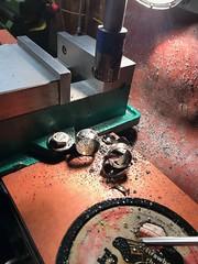 (Draper Cycles LLC) Tags: pista handmade columbus bespoke framebuilding steelisreal