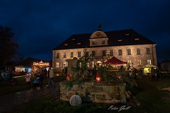 LandWeihnacht Schloss Hemhofen 0681 (Peter Goll thx for +10.000.000 views) Tags: 2018 weihnachtsmarkt hemhofen bayern deutschland de landweihnacht christmas schloss franken castle night nacht