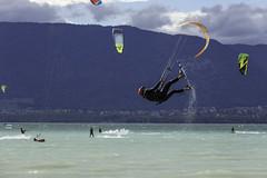 _69B1114 (DDPhotographie) Tags: fr ddphotographie eau event kite kitesurf lac lake portalban sport suisse sun surf vent wind wwwddphotographiecom delleyportalban fribourg switzerland ch