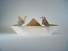 Origamigos de Lisboa Logo - Krystyna Burczyk / Lourenço Marques (Rui.Roda) Tags: origami papiroflexia papierfalten logotipo origamigos de lisboa logo krystyna burczyk marques lourenço