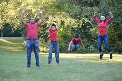 DGOL Family Jumps (shirley319) Tags: 2018 d600 dgolfamily lakeofthewoods mahomet september familyportraits portraits