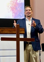 Worship Service with Pastor Don Beachy (9-30-2018) - Sermon (nomad7674) Tags: 2018 september 20180930 beacon hill church efca evangelical free monroe ct connecticut monroect worship service pastor don beachy sermon preach preacher preaching senior candidate teach teaching