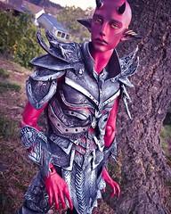 Warrior (Sakura-Streifchen) Tags: soom dollsoom bjd bjdart bjdarmor soomgarion bjdph abjd balljointed balljointeddoll