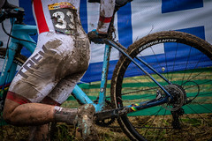 Mud (Phil Roeder) Tags: iowacity iowa cyclocross cycling bicycle uci worldcup jinglecross mud canon6d canonef70200mmf4lusm