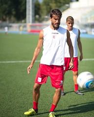 MATCH DAY ⚽️⚽️ Rimini FC - Teramo, ore 16.30 Stadio Romeo Neri  #forzariminifc #riminifc (Rimini Football Club) Tags: riminifc rimini calcio soccer sport romagna fun fairplay