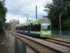 Croydon tram No. 2531 (johnzebedee) Tags: tram transport publictransport croydon surrey tfl johnzebedee bombardier