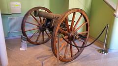 Sikh 6 pounder Gun (sirgunho) Tags: national museum ireland decorative arts history dublin irish army forces air force sikh 6 pounder gun