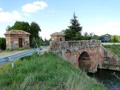 Herrera de Pisuerga (santiagolopezpastor) Tags: espagne españa spain castilla castillayleón palencia provinciadepalencia puente pont bridge