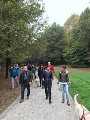 Partecipanti passeggiata del 21/10/2018