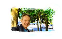 Selfie at random spot in Christchurch, 2018 - B (jasoux) Tags: selfportrait christchurch newzealand nz southisland barrington