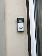 "Ring V2 Full HD Video Doorbell Supplied and Installed in Oxford, Oxfordshire. • <a style=""font-size:0.8em;"" href=""http://www.flickr.com/photos/161212411@N07/30829813007/"" target=""_blank"">View on Flickr</a>"
