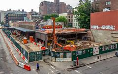 Gansevoort Street Redevelopemnt (Eridony (Instagram: eridony_prime)) Tags: newyorkcity newyorkcounty newyork nyc manhattan lowermanhattan westvillage underconstruction