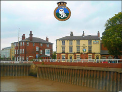 The 'Minerva' Public House ... (** Janets Photos **) Tags: uk hull riversides eastyorkshire publichouses theminerva hullmarina thedeep