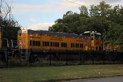 St Louis MO, USA (Paul Emma) Tags: usa missouri stlouis railway railroad dieseltrain train unionpacific 2657 2614 2648