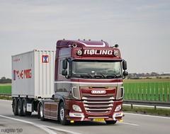 Roling (NL) (Brayoo) Tags: daf dutch truck truckshow truckmeeting customized nl lkw camion