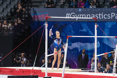 Juliette Bossu #gymnasticsparis (loic.picchio0678) Tags: gymnasticsparis internationauxdefrance
