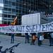 Protesting the Human Rights Organization Heartland Alliance Chicago Illinois 10-11-18 4560