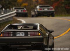 IMG_7559_result (ferrariartist) Tags: delorean gullwing automobiles automotive automobile 80s stainless car sportscar irish fall autumn ferrariartist