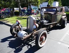 1927 Studebaker (bballchico) Tags: 1927 studebaker ratrod ratbastardscc ratbastardsinfestationcarshow carshow jimkerwood