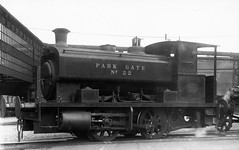 syks - Parkgate I&S no 22 AB2034-1937 (johnmightycat1) Tags: railway yorkshire steelworks rotherham industrial