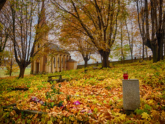 Lost Cementary (ayinkosh) Tags: friedhof cemetary krnov czech tschechien tschechischerepublik chapel graveyard moravskoslezskýkraj cz
